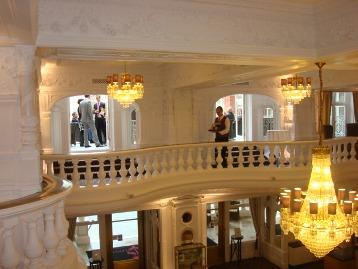 St Ermins London Hotel Mezzanine