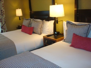 St James London Hotel Bedding