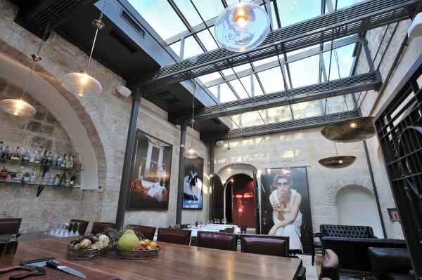 Chef Amir Naor's Restaurant in Alegra Hotel, Jerusalem